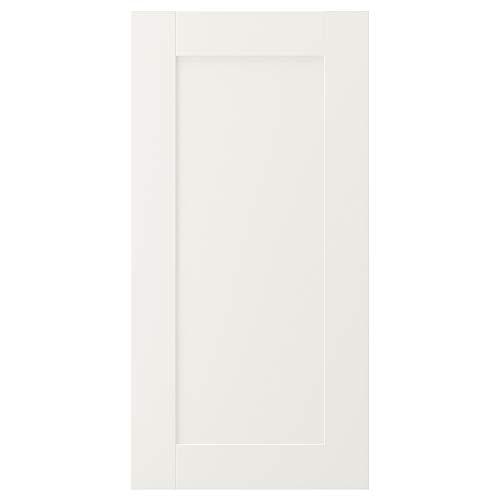 Puerta SÄVEDAL 40 x 80 cm blanco