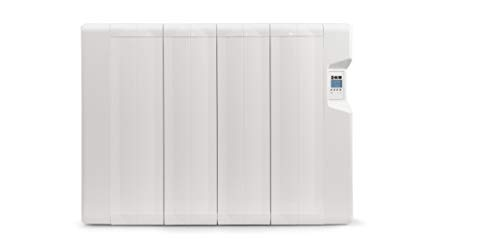 HJM CES08 -Emisor Térmico Cerámico, 1000 W, Blanco