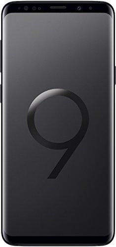 Samsung Galaxy S9 Plus (6.2', 64 GB, 6 GB RAM, Dual SIM, 12 MP, Android 8.0 Oreo), Negro - Versión Alemana