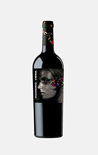 Bodegas Atteca de Calatayud Vino Honoro Vera Tinto Garnacha - 750 ml