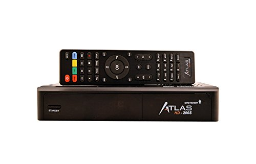 CRISTOR ATLAS HD 200S + Twin Turner + Cable HDMI