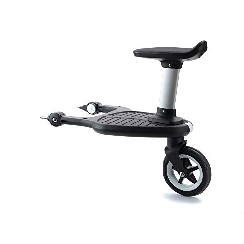 Bugaboo - Patinete acoplado bee 5 confort+ para silla de paseo negro