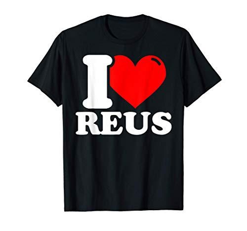 I love Reus Camiseta