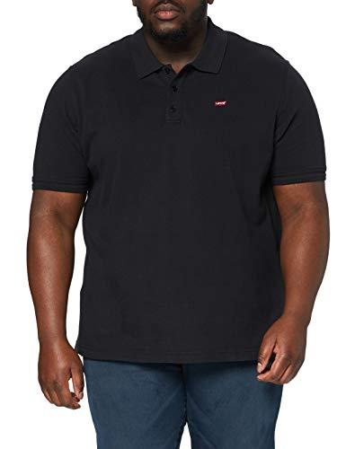 Levi's Hm Polo Big, Mineral Black, 2XL para Hombre