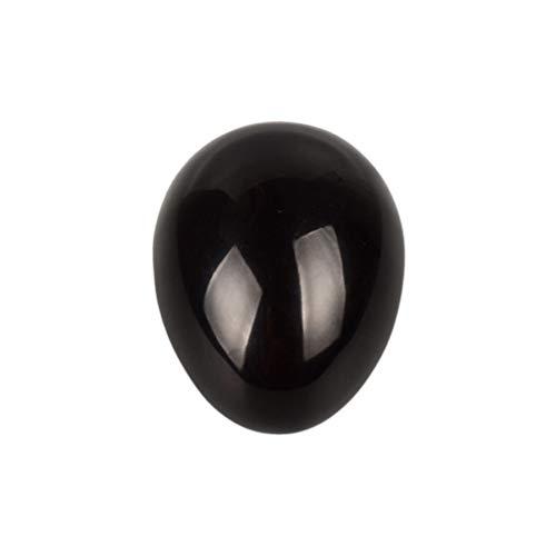 Artibetter Huevos de entrenamiento muscular Kegel hechos de obsidiana para el entrenamiento de los músculos del piso pélvico