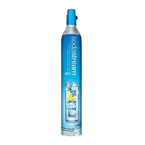Sodastream 1032250340 - Recambio de cilindro de CO2, 60 l