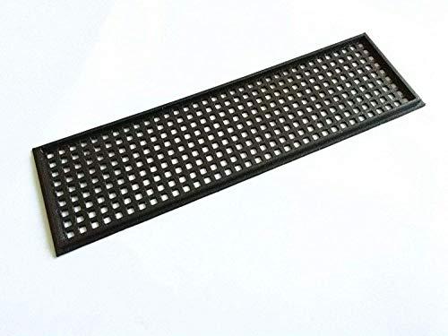 Universal IO Shield Backplate 3D Impreso - Negro