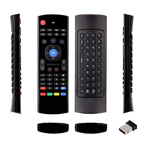 Compatible EGOIGGO S95X Pro - Reemplazo Mando a Distancia /ratón y Teclado