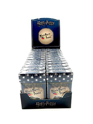 Harry Potter Bertie Botts Every Flavour Beans los dulces corren el sabor del vientre de gelatina (34g) Jelly Beans sweets 24 x 34g