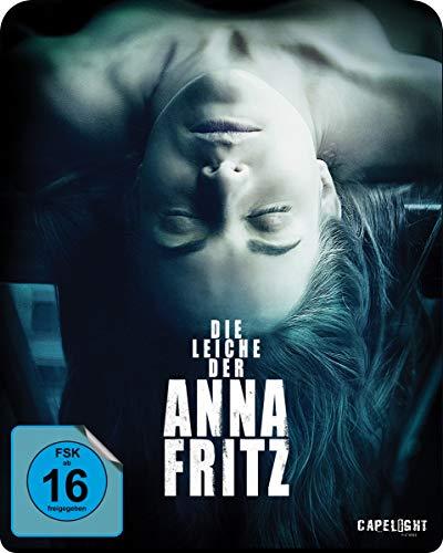 Die Leiche der Anna Fritz (Blu-Ray) [Alemania] [Blu-ray]