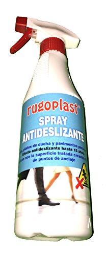 Spray Antideslizante Bañera, Platos de Ducha, Pavimentos Poco Porosos y Mármol (0,5 L Bañera. ducha, poco poro) Envío GRATIS 24 h.