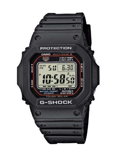 Casio GW-M5610-1ER G-SHOCK Reloj digital Quartz para hombre, con correa de caucho