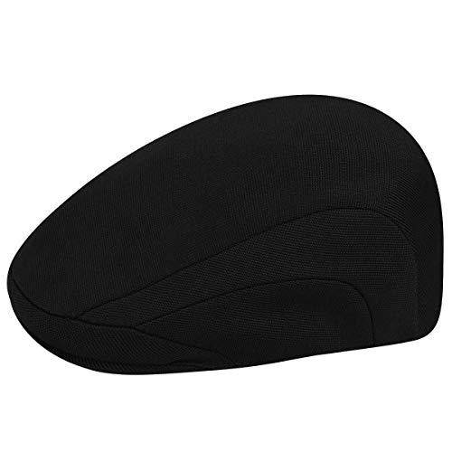 Kangol - Sombrero para hombre, talla L, color Negro