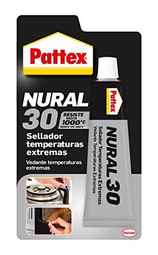 Pattex Nural 30, masilla selladora especial para temperaturas extremas, 140gr
