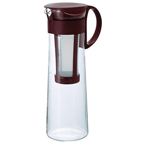 HARIO Cold Brew Coffee Pot Brown 1000ml MCPN-14CBR