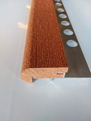 Mamperlán fibra para peldaño y escalera (1,20)