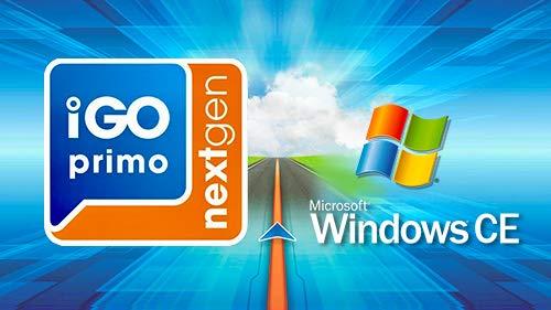 II MicroSD Card Windows CE GPS Navegación Software iGO Primo NextGen EUR/RUS/TUR/for PKW Truck Camper
