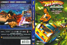 HOT WHEELS VELOCIDAD A TOPE DVD