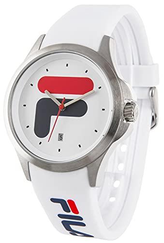 Fila - Reloj de pulsera con indicador de fecha y segundos