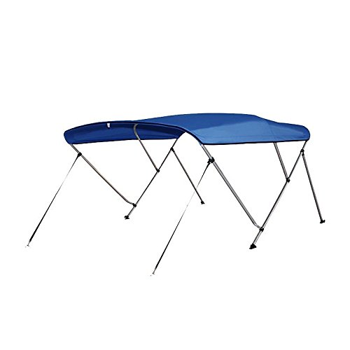Todoneumaticas Toldo Bimini 3 Arcos Azul (C :170x180x140 cm)