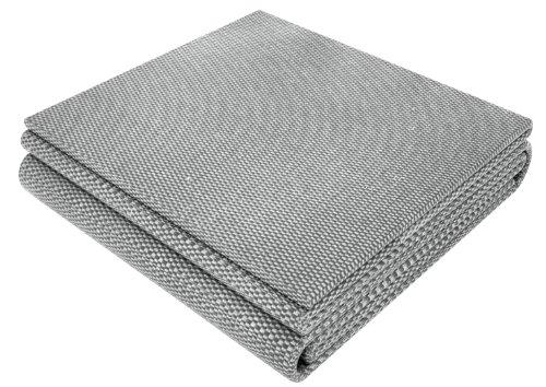 Wirquin M30880 - Manta para plato de ducha geotextil 150 x 180 cm