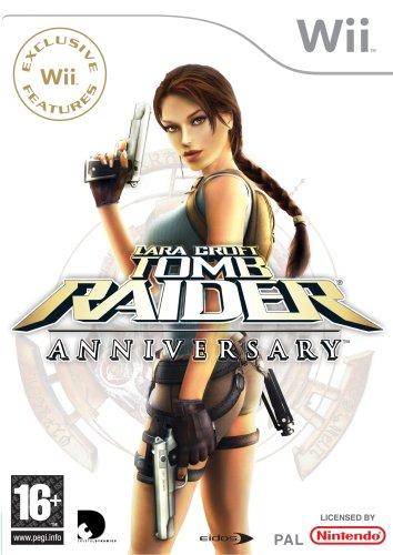 Eidos Interactive Lara Croft Tomb Raider Nintendo Wii - Juego (DEU)