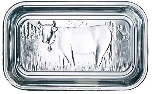 Arc Luminarc - Mantequera con tapa Modelo Vaca, 17cm, 1 Pieza
