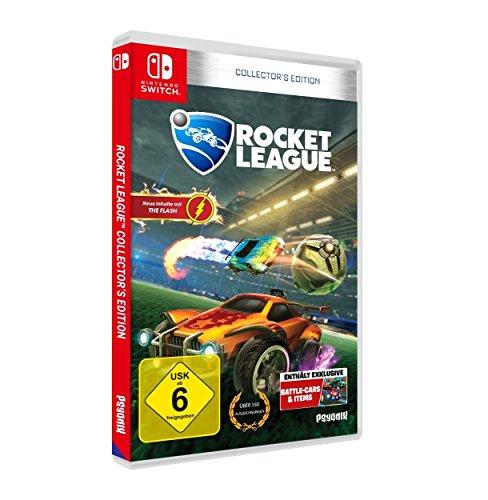 Rocket League Collector's Edition - Nintendo Switch [Importación alemana]
