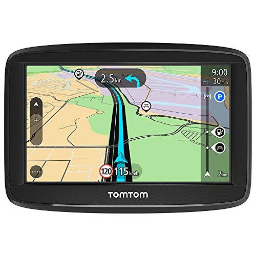 TomTom Start 42 - Navegador GPS (4.3' Pantalla táctil, Flash, batería, Encendedor de Cigarrillos, MicroSD/TransFlash), (versión importada Francia)