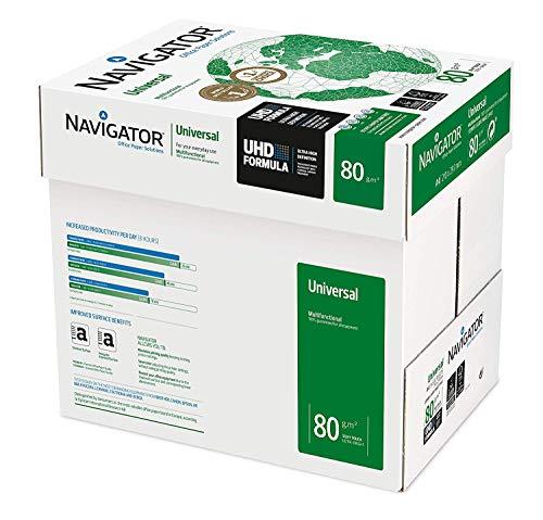 Navigator Universal - Papel multiusos para impresora - 2500 hojas