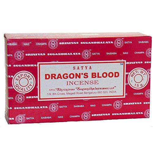 Incienso Sangre de Dragón (Dragon´s Blood) Satya