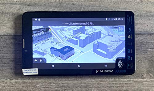 iGO Primo NextGen 3D Maps 2019 EUR/RUS/TUR/+Truck/3 Years Free Maps Update - Tab de 7' (Wi-Fi+3G+GPS con navegador de navegación de unicornio)