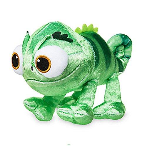 Oficial Disney Rapunzel Enredado La Serie 18cm Pascal Soft Plush Toy