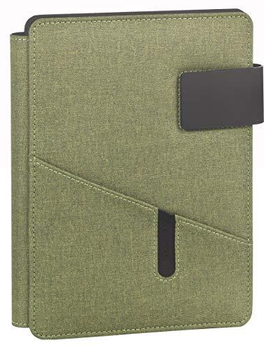 Carchivo -Portadocumentos serie Venture A5, color verde