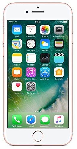 Apple iPhone 7 32GB Oro Rosado (Reacondicionado)