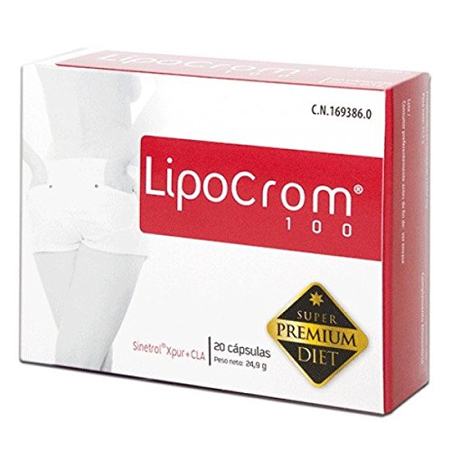 NC nutricional center LIPOCROM 100