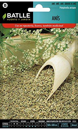Semillas Aromáticas - Árbol de anís - Batlle