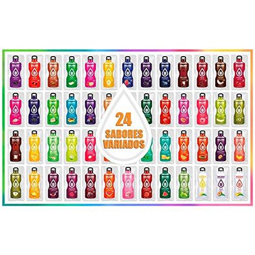 Bolero Bebida Hidratante con Sabores Variados - 24 Unidades x 9 gr - Total: 216 gr