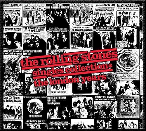Singles Collection The London Years (3 Cd)