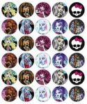 Nombres de Monster High