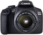 Canon 2000D Precio
