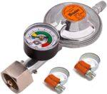 Regulador Gas Propano 37 Mbar