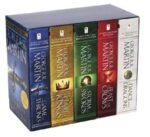 Coleccion Juego de Tronos Libros