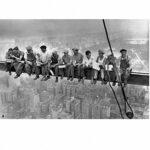 Foto Obreros Nueva York