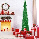 Arbol de Navidad Plegable