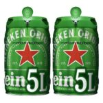 Barriles Cerveza 5 Litros
