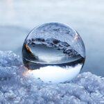Bolas de Cristal Decorativas