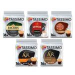 Cafes Tassimo