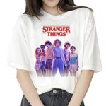 Camiseta Stranger Things Amazon