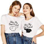 Camisetas Best Friends